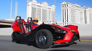 2. 2016 Polaris Slingshot - Review and Road Test