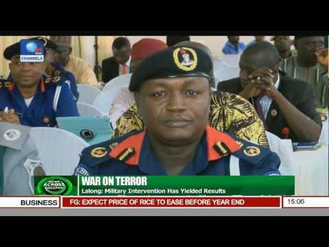FG Takes Counter Terror Campaign To States