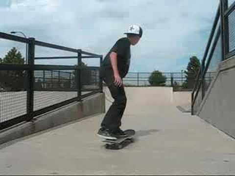 Redstone skatepark 5/25/08