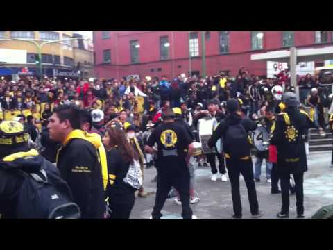 Previa hinchada The strongest (Bolivia) - La Gloriosa Ultra Sur 34 - The Strongest