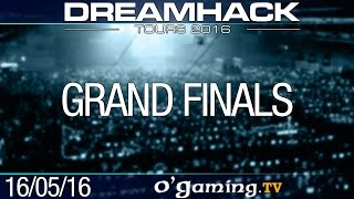 Grand Finals - DreamHack Tours 2016 - Day 3