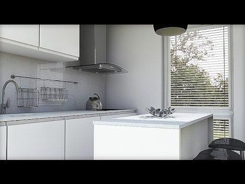 Apartamentos decorados en blanco videos videos for Departamentos decorados en blanco