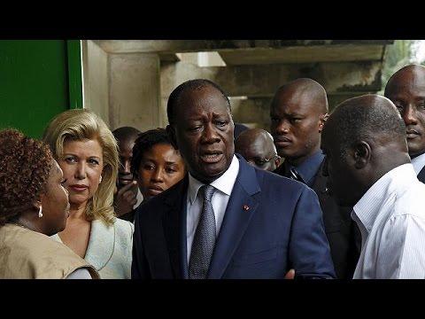 Ακτή Ελαφαντοστού: Δεύτερη θητεία στην προεδρία για τον Αλασάν Ουταρά