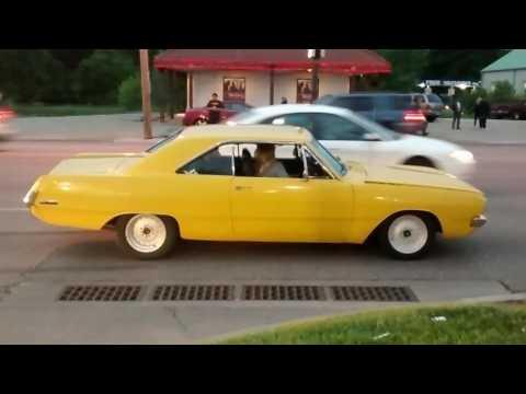 cars on glestone car show, springfield, missouri