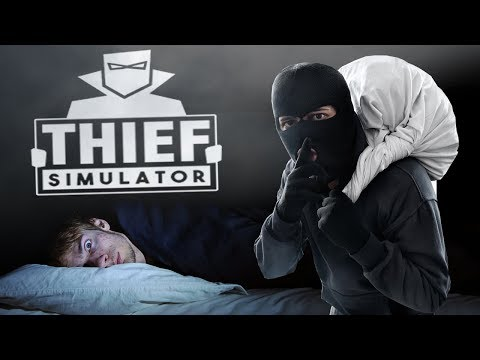 I'M NOT ALONE - Robbing An Occupied House - Thief Simulator Gameplay