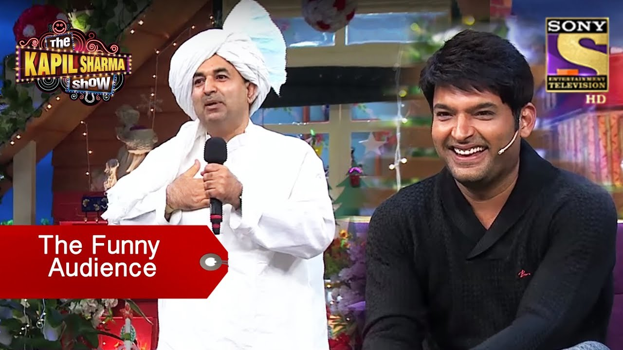 The Funny Audience – The Kapil Sharma Show