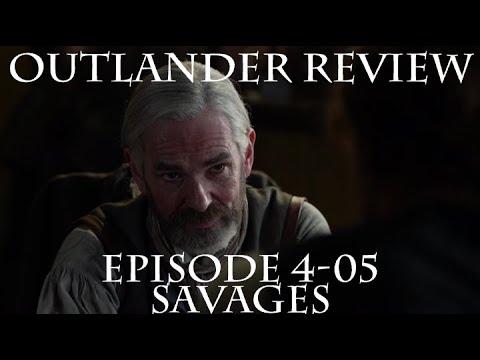 Outlander Review: Season 4 Episode 5 - Savages