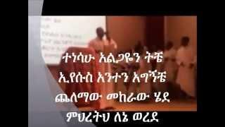 Tenesahu Algayen Teche (ተነሳሁ አልጋዬን ትቼ ) - Zemari Alemayehu Urge