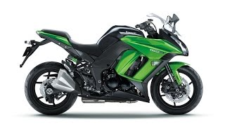 4. 2015 Kawasaki Z1000SX First Look [Photo Gallery]