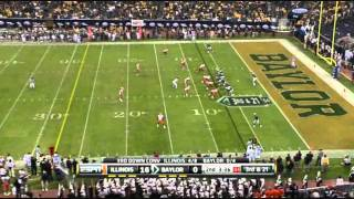 Robert Griffin III vs Illinois 2010