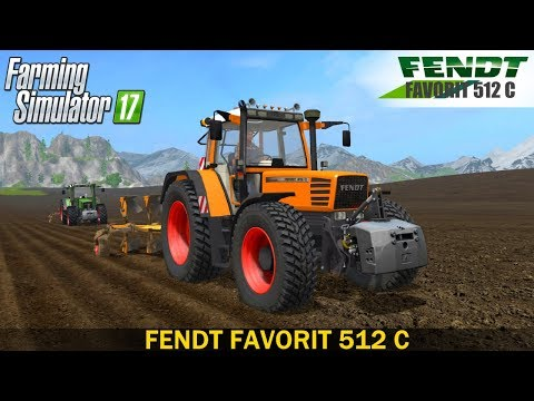 Fendt Favorit 500C v4.0