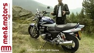 6. 2004 Suzuki GSX 1400 Review