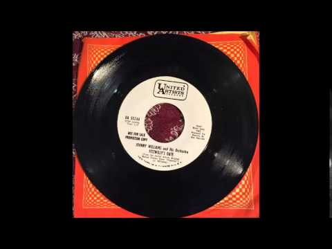 Johnny Williams And His Orchestra - Make Me Rainbows B/w Fitzwilly's Date