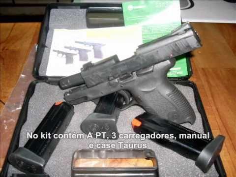 PT 638 PRO SA .380 ACP