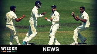 India back as No. 1 Test team