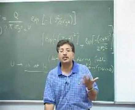 Lecture 31 - Gauß-Modell - Nützliche Formulierung