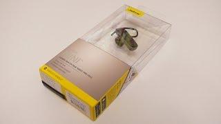 Wireless Laisvų rankų įranga - Jabra Mini.Pokalbių trukmė: 9 val.HD balsasPatogi gelio pagalvėlėBluetooth 4.0
