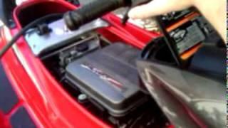 7. 2004 Yamaha FX 140 Waverunner