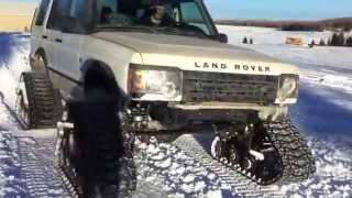 Land Rover Discovery On Mattracks Feat MARCUS WING MIX!