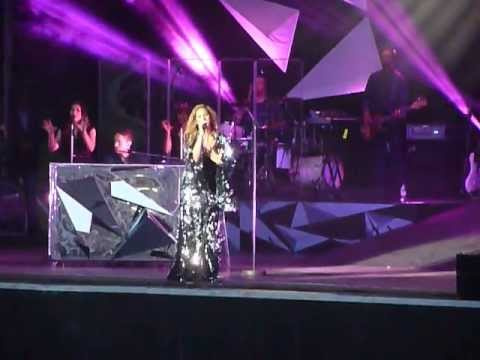 Leona Lewis – Diamonds (Rihanna Cover) – Scarborough Open Air Theatre – 12/07/13