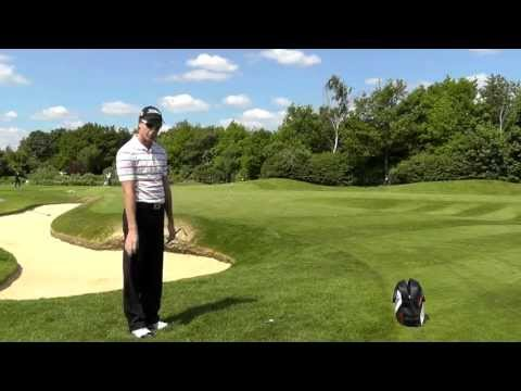 Brett Rumford Lessons: Chipping from thick rough