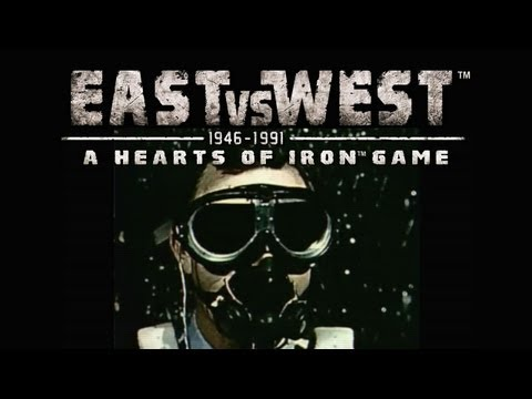 Hearts of Iron Moves to Cold War with East vs. West