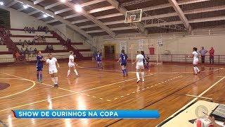 Copa Record: Ourinhos recebe Palmital e vence de goleada