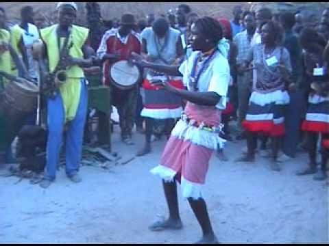 Troupe Situmba de Thionk Essyl EURAFRIKAfilms