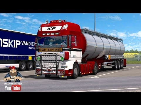 DAF XF 105 by vad&k v5.1 (30.09.17)