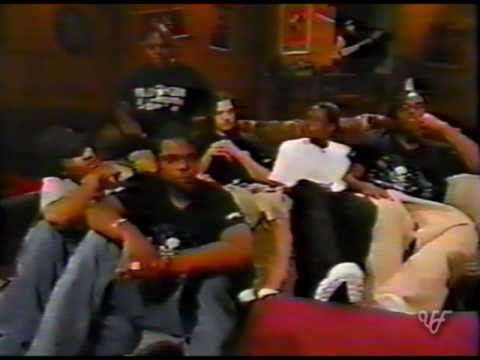 Bone Thugs-N-Harmony on Yo! MTV Raps hosted by Fab 5 Freddy