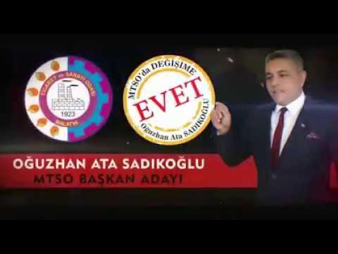 Malatya Ticaret ve Sanayi Odası Oğuzhan Ata Sadıkoğlu