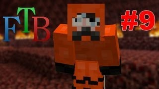 Nonton Minecraft  Feed The Beast   Episode 9   Nether   Film Subtitle Indonesia Streaming Movie Download