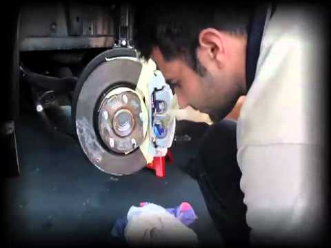 How to paint your brake calipers and get a strong professional finish.
