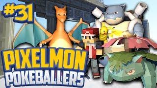 "Pixelmon 3.0 END GAME ""RED BATTLE!!!"" Pokeballers Adventure Season 2 Episode 31!"