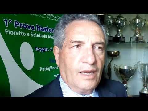 """Giorgio Scarso pres. FIS: """"La 1° Prova Cadetti come prova generale degli Europei del 2019"""""""