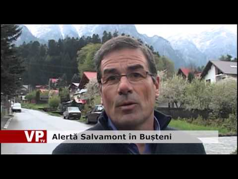 Alertă Salvamont în Bușteni