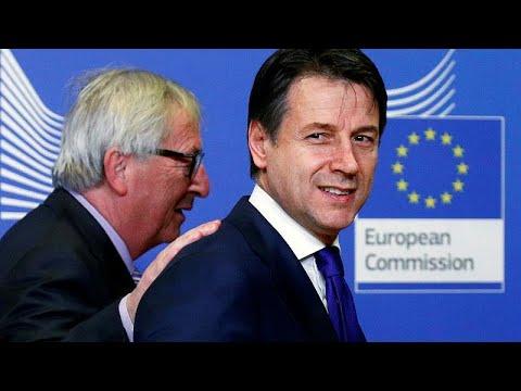 Ιταλία: Το χρονικό της κρίσης μεταξύ Ρώμης και Βρυξελλών…