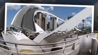 Мост Миллениум от Wilkinson Eyre