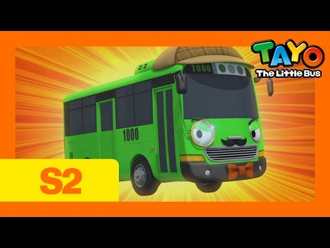 Tayo S2 EP10 Rogi the Detective l Tayo the Little Bus