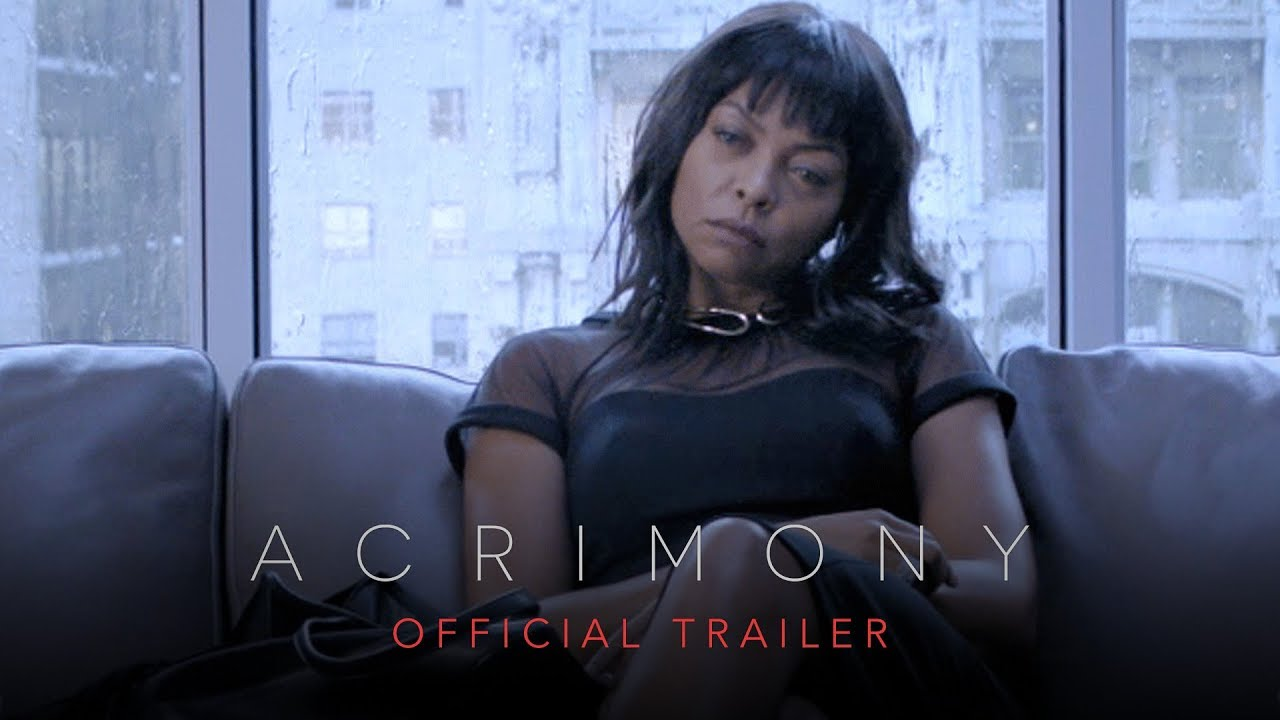 When Another Woman is Living Her Life it's Enough to Drive Taraji P. Henson Crazy in Tyler Perry's 'Acrimony' (Trailer)