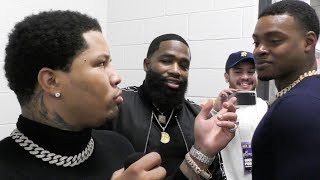 Video Errol Spence, Adrien Broner, Gervonta Davis & Robert Easter CLOWN Each Other MP3, 3GP, MP4, WEBM, AVI, FLV Februari 2019