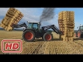 [ Mr Alvin ] World Amazing Modern Agriculture Equipment and Mega Machines: Hay Bale Handling Tracto