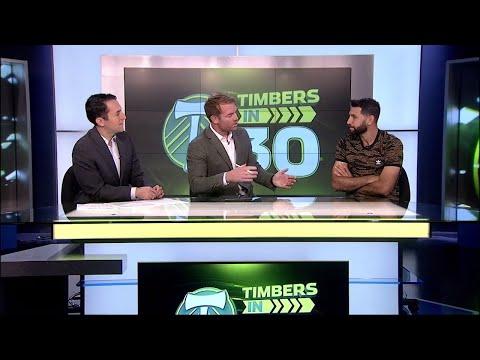 Video: Timbers in 30 | Diego Valeri | Oct. 19, 2018