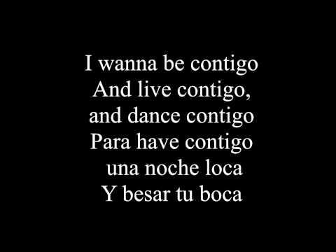 Enrique Iglesias Ft. Sean Paul - Bailando English Lyrics Video.720p HD