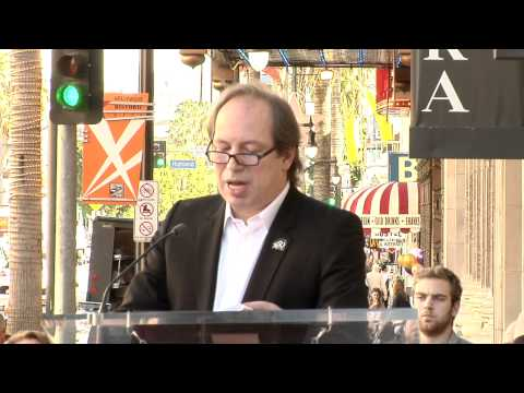 Hans Zimmer Walk of Fame Ceremony