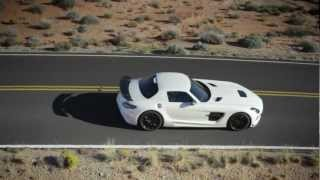 Mercedes-AMG SLS Black Series Trailer