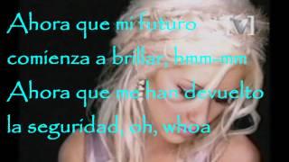 Christina Aguilera   Pero Me Acuerdo De ti Letra