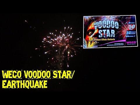 Weco Voodoo Star/ Earthquake/ Barracuda