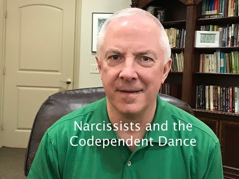 Narcissists and The Codependent Dance