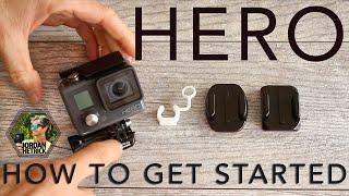 Video GoPro HERO Tutorial: How To Get Started MP3, 3GP, MP4, WEBM, AVI, FLV Juli 2018